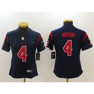 Women Houston Texans Deshaun Watson Jersey (3)